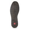 Kožené pánské mokasíny ve stylu Loafers comfit, béžová, 816-8600 - 18