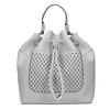 Šedá Bucket Bag kabelka bata, bílá, 961-2298 - 26