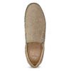 Kožené pánské mokasíny ve stylu Loafers comfit, béžová, 816-8600 - 17