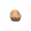 Kožené béžové dámské baleríny el-naturalista, béžová, 526-8011 - 15