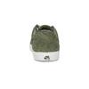 Pánské kožené khaki tenisky nike, zelená, 803-7712 - 15