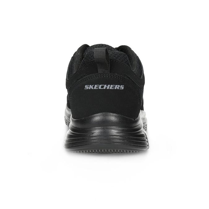 8096805 skechers, černá, 809-6805 - 15