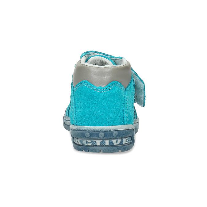 Dětské kotníčkové boty z kůže bubblegummers, 113-9608 - 15