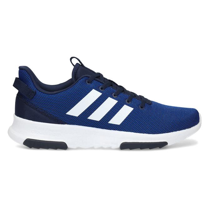 Pánské tenisky modré adidas, modrá, 809-9601 - 19