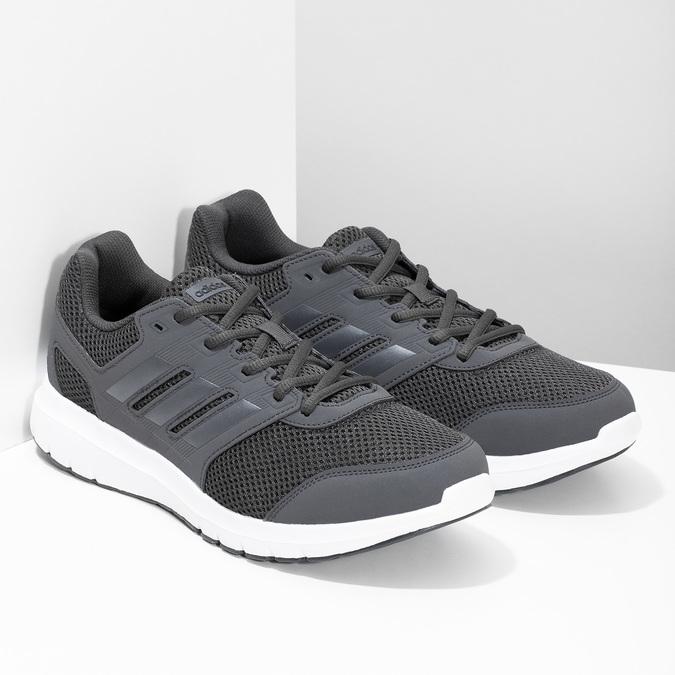 Šedé pánské tenisky adidas, šedá, 809-6396 - 26