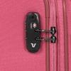 Růžový cestovní kufr roncato, růžová, 969-9696 - 15