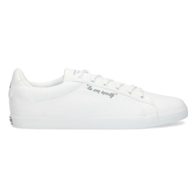 Dámské bílé tenisky le-coq-sportif, bílá, 589-1302 - 19