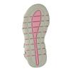 Kožené dívčí sandály s kytičkou mini-b, 263-1604 - 19