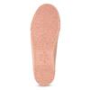 Růžové dámské tenisky s gumovou špičkou bata-bullets, růžová, 589-5333 - 18