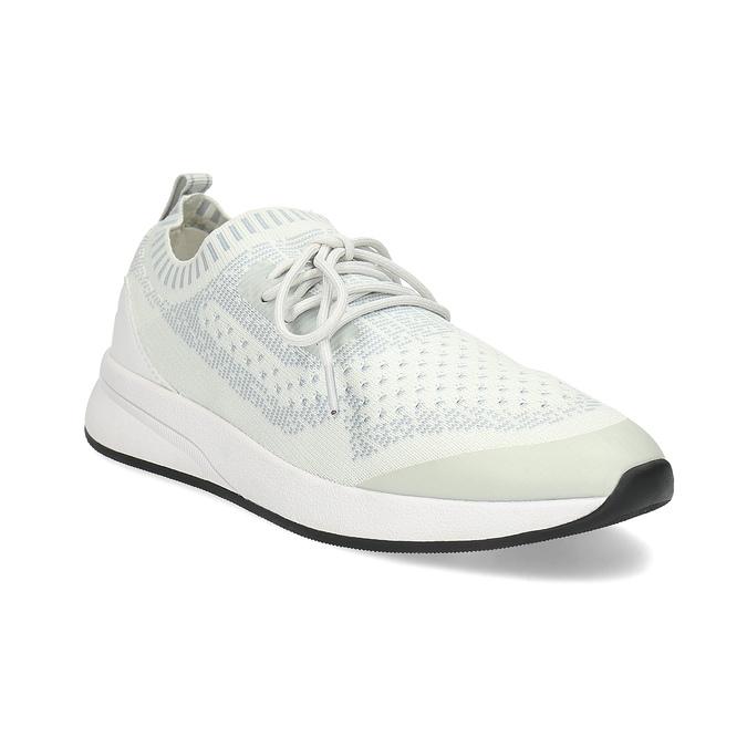 Dámské tenisky ve sportovním stylu power, bílá, 509-2217 - 13