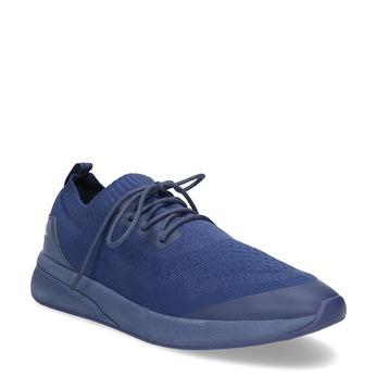 Pánské úpletové tenisky modré power, modrá, 809-9217 - 13
