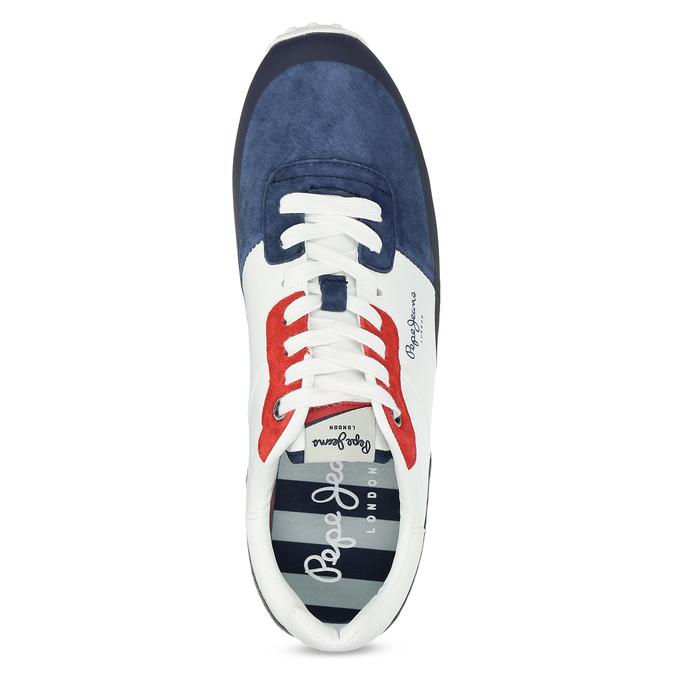 pepe-jeans, modrá, 849-9039 - 17