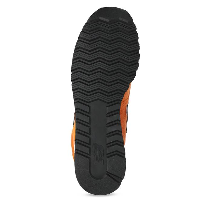 Oranžové pánské tenisky new-balance, oranžová, 803-0278 - 18