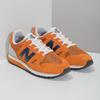 Oranžové pánské tenisky new-balance, oranžová, 803-0278 - 26