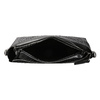 Černá Crossbody kabelka s perforací bata, černá, 961-6331 - 15