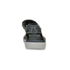 Kožené pánské sandály černo-modré weinbrenner, šedá, 866-4643 - 15