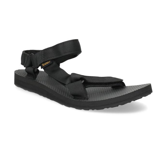 Černé dámské sandály v Outdoor stylu teva, černá, 569-6535 - 13
