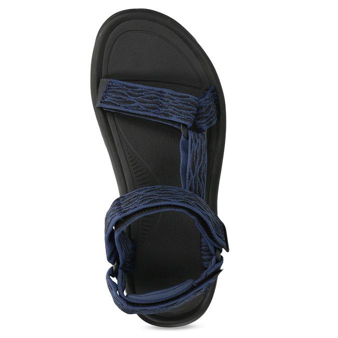 Pánské sandály v Outdoor stylu teva, modrá, 869-9236 - 17