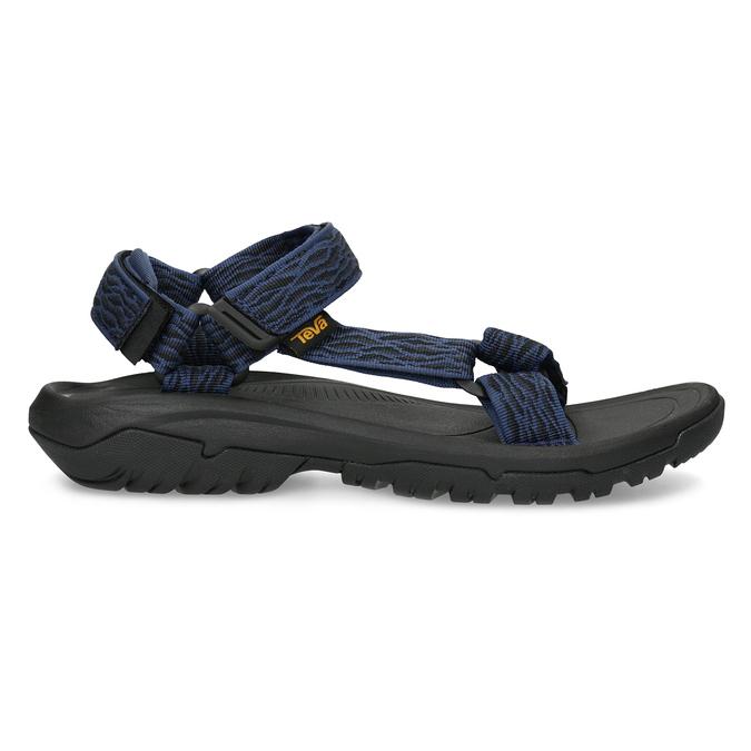 Pánské sandály v Outdoor stylu teva, modrá, 869-9236 - 19
