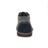 Chukka boots z broušené šedé kůže bugatti, šedá, 823-2015 - 15