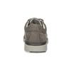 Ležérní kožené tenisky hnědé clarks, hnědá, 826-7025 - 15