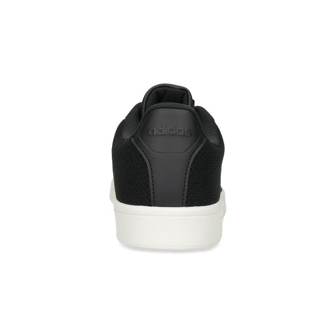 Černé pánské tenisky se síťovinou adidas, černá, 809-6395 - 15