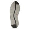 Ležérní kožené tenisky hnědé clarks, hnědá, 826-7025 - 18