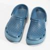 Pánské nazouváky typu Clogs tyrkysové coqui, modrá, tyrkysová, 872-9657 - 16