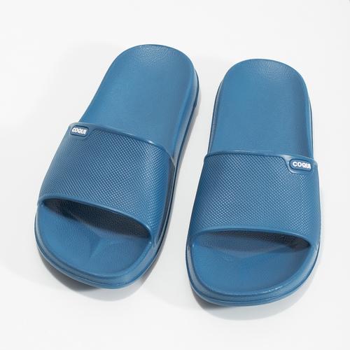Pánské ležérní nazouváky coqui, modrá, tyrkysová, 872-9658 - 16
