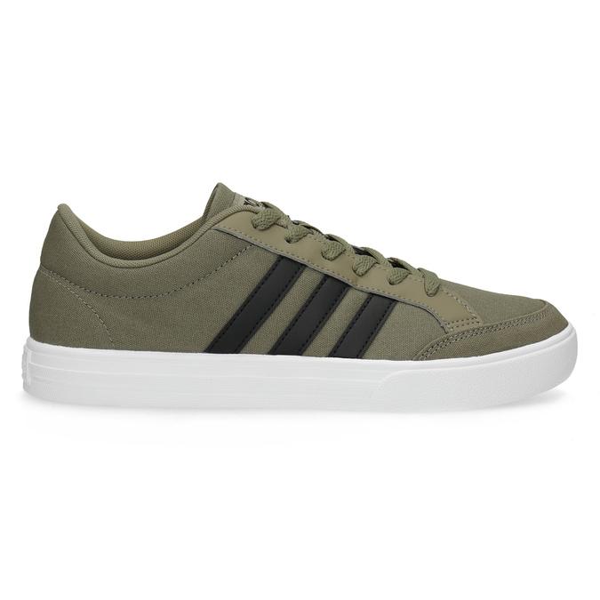 Pánské khaki tenisky adidas, khaki, 889-7235 - 19