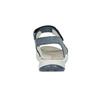 Kožené sandály v Outdoor stylu modré weinbrenner, modrá, 566-9634 - 15