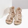 Béžové dámské sandály Gladiátorky bata, 561-8620 - 16