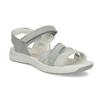Kožené sandály v Outdoor stylu šedé weinbrenner, šedá, 566-2634 - 13