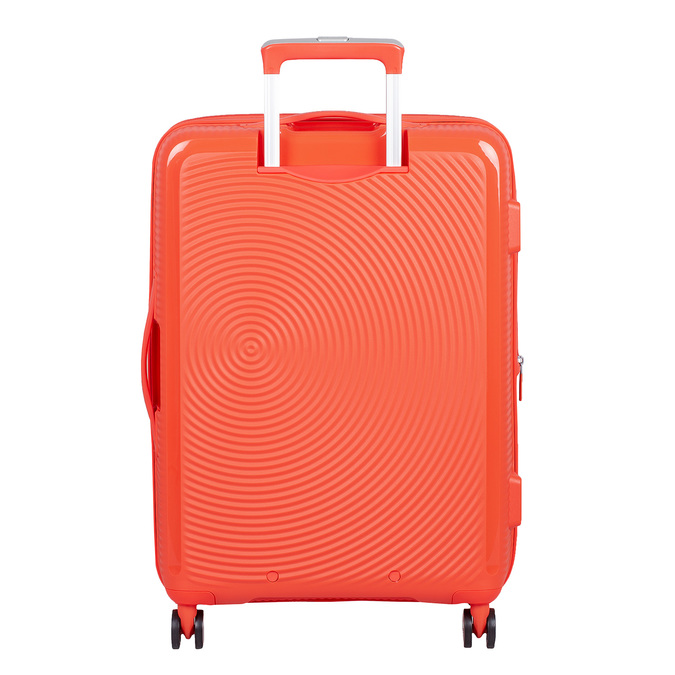 Oranžový kufr na kolečkách american-tourister, oranžová, 960-5614 - 26