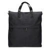 Černá kabelka s krátkými uchy vagabond, černá, 969-6081 - 26