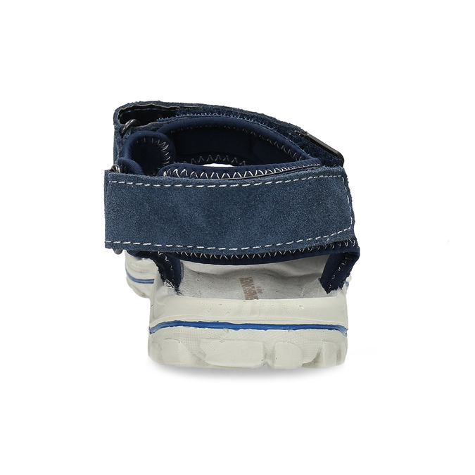 Modré chlapecké sandály weinbrenner, modrá, 463-9605 - 15