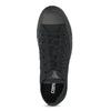 Černé plátěné tenisky dámské converse, černá, 589-6179 - 17