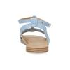 Světle modré dámské sandály bata, modrá, 569-9619 - 15