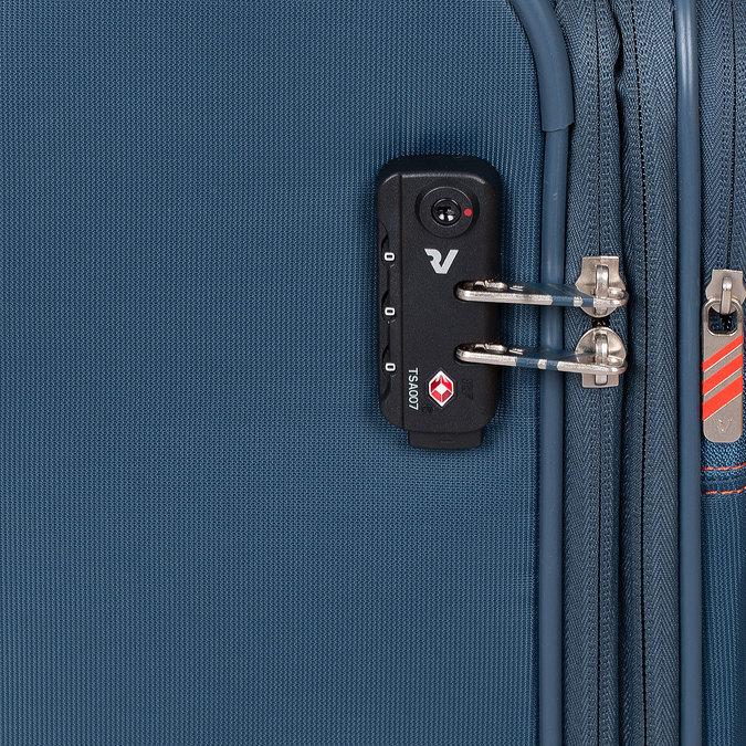 Palubní kufr na kolečkách tyrkysový roncato, modrá, 969-9723 - 15