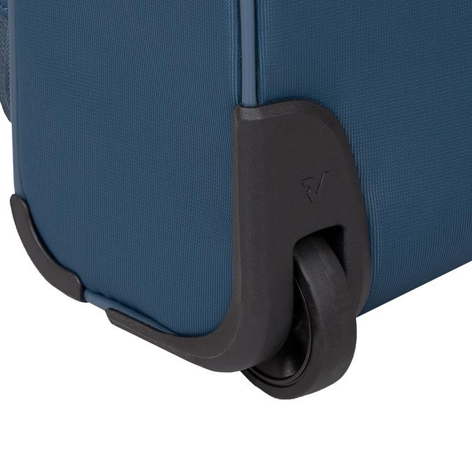 Palubní kufr tyrkysový roncato, modrá, 969-9722 - 16