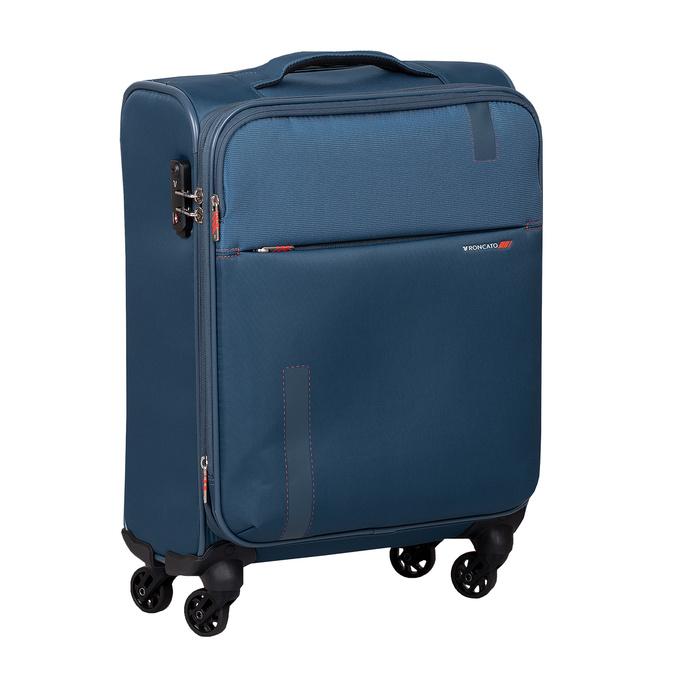 Palubní kufr na kolečkách tyrkysový roncato, modrá, 969-9723 - 13