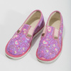 Dětské růžové přezůvky se vzorem bata, růžová, 379-5218 - 16