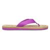 Dámské žabky fialové pata-pata, fialová, 579-5630 - 19