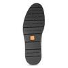 Pánská kotníčková kožená obuv modrá flexible, modrá, 823-2632 - 18