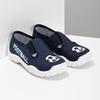 Tmavě modrá dětská Slip-on obuv mini-b, modrá, 379-9601 - 26