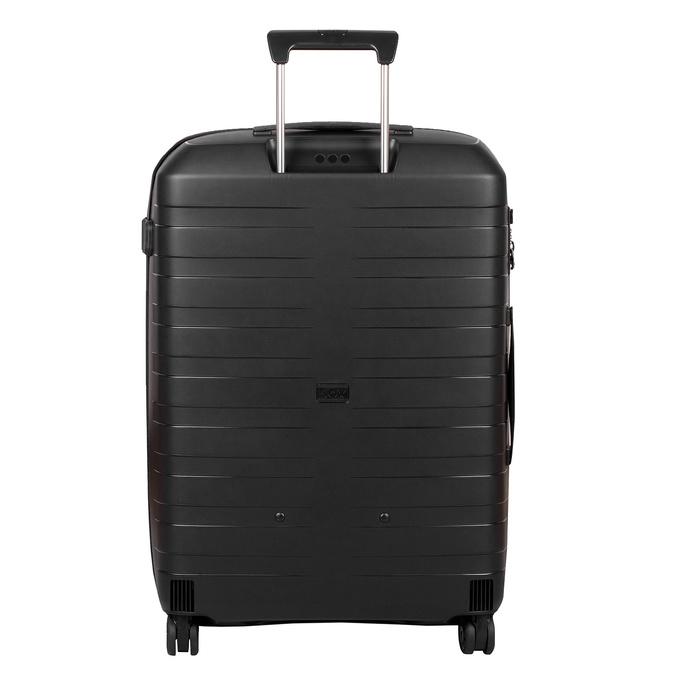 Malý skořepinový kufr na kolečkách roncato, černá, 960-9728 - 26
