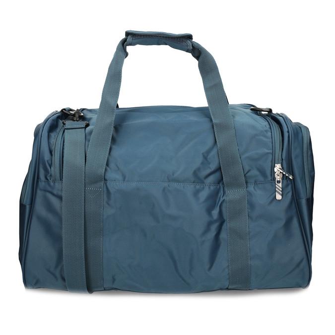Cestovní taška s odepínatelným ramenním popruhem roncato, modrá, 969-9725 - 16