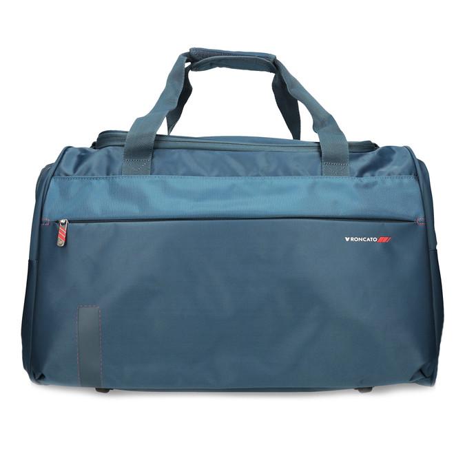 Cestovní taška s odepínatelným ramenním popruhem roncato, modrá, 969-9725 - 26