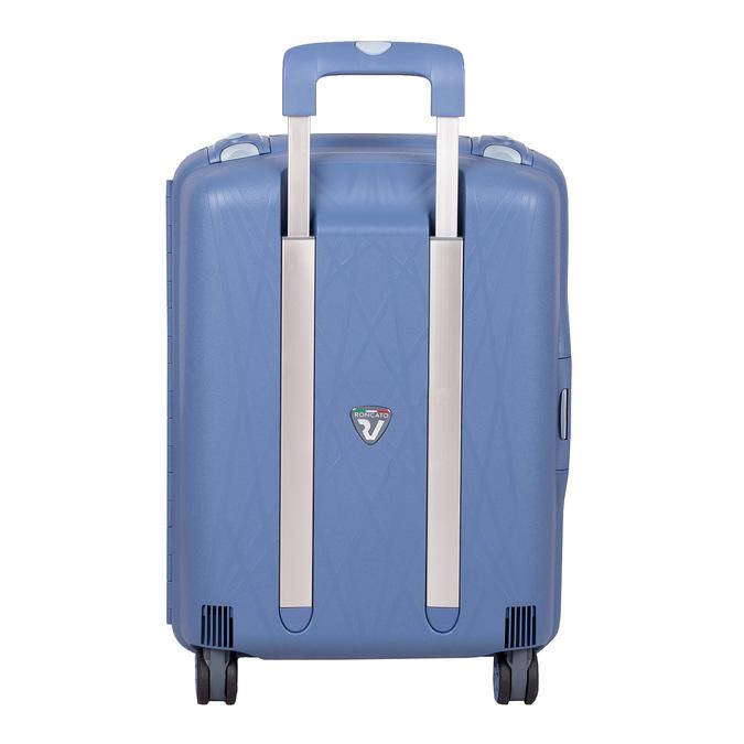 Palubní zavazadlo modré na kolečkách roncato, modrá, 960-9731 - 26