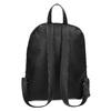 Černý dámský batoh s kamínky bata, černá, 961-6867 - 16